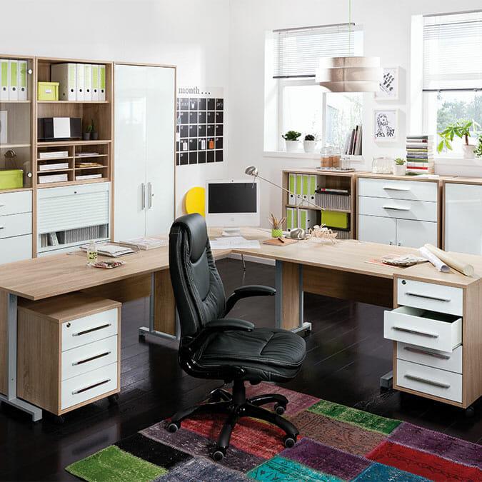 Arbeitszimmer Möbel arbeitszimmer kaufen bei möbel busch