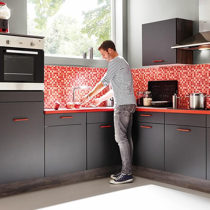 k chen kaufen planen lassen bei m bel busch. Black Bedroom Furniture Sets. Home Design Ideas