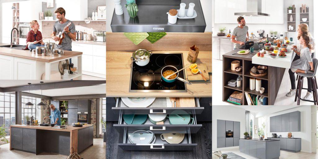 Küchen, Inspirationen für den Küchenplaner