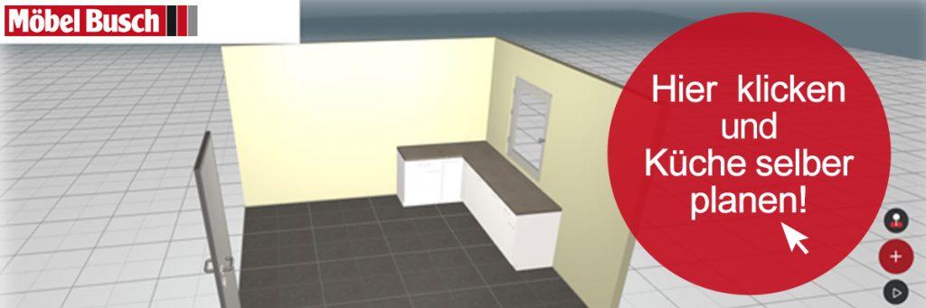 Küchenplaner, Küche selbst ganz einfach online planen