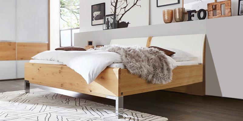 Schlafzimmer Ideen, hell und modern