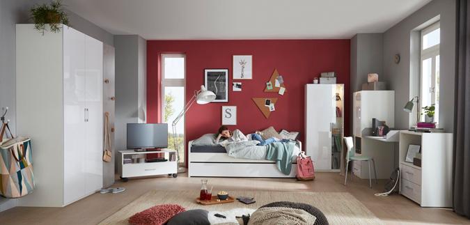 Kinder- und Jugendzimmer bei Möbel Busch, dem Möbelhaus Nettetal.